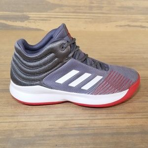 Adidas Kids Pro Spark Wide Basketball Shoe